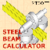 STEEL BEAM CALCULATOR