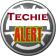 Techie alert