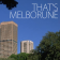 That's Melbourne