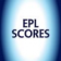 English Premier League Scores