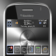 Smooth Metalic BlackBerry Themes