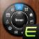 Scion BlackBerry Theme