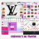LV Colourfull by Isabella