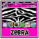 All Things Berry - Zebra Print (2 Styles! 2 Colors!) 9630/Tour BlackBerry Theme