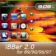 iBBer2.0 theme for 9700,Tour,Bold,Curve 8900