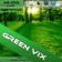 Green Vix theme by BB-Freaks