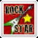 Rock Star Theme For BlackBerry