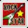 Rock Star Theme For BlackBerry