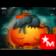Black Cat Nap - Animated Halloween Theme