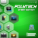 PolyTech Green Edition theme by BB-Freaks