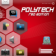 PolyTech Red Edition theme by BB-Freaks