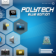 PolyTech Blue Edition theme by BB-Freaks