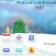 Christmas Snowman Theme For Blackberry 9700