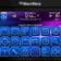 Three Rows Home Screen Blackberry Theme