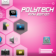 PolyTech Pink Edition theme by BB-Freaks