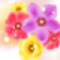 Coloring Flowers Theme