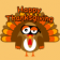 Thanksgiving Turkey Animated Theme with Tone