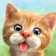 My Kitten. 3D Icons.