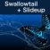 Swallowtail (Blue) + Slideup
