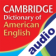 Audio Cambridge Dictionary of American English (Android)
