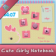 Cute Girly Notebook theme by BB-Freaks