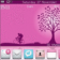 Dreaming Theme for Blackberry