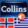 Audio Collins Mini Gem Norwegian-Greek & Greek-Norwegian Dictionary (Android)