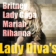 Lady Diva's Top Songs (Keys)