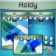 Holdy theme by BB-Freaks