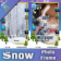 Snow Photoframe theme by BB-Freaks