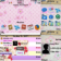 cherry blossom LVs by Berrytheme Custom