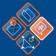 Blue & Orange Sports Theme - Hidden Today Plus
