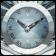 SILVERSUN Designer Desktop Clock