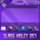 Glass Violet OS7 theme by BB-Freaks