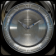 VANBERG Designer Desktop Clock