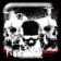 Evil Graffiti Skull Theme