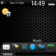 Carbon theme - weather slot and media browser fast access