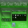 Glass Green Default OS6 theme by BB-Freaks