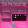 Glass Pink Default OS6 theme by BB-Freaks