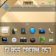 Glass Cream OS7 theme by BB-Freaks