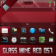 Glass Wine Red OS7 theme by BB-Freaks