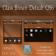 Glass Brown Default OS6 theme by BB-Freaks