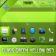 Glass Green Yellow OS7 theme by BB-Freaks