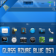 Glass Azure Blue OS7 theme by BB-Freaks