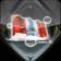 UNITED KINGDOM - GLAMOROUS WALLPAPER FLAG
