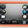 Light Grey Red OS 7 Custom Style