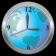 World Clock Lite for BlackBerry PlayBook