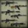 Assault Rifle Gun Gallery