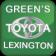 Green's Toyota of Lexington
