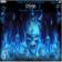 Neon Blue Skulls Theme